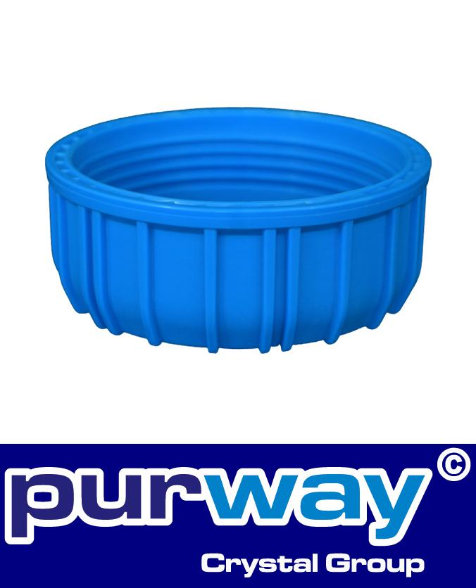 Überwurfmutter für BOWL SENIOR PLUS 3P Filtergehäuse