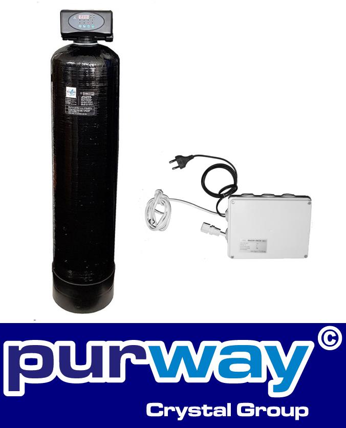 AQUA MIX Eisenfilter Enteisenungsanlage Manganfilter Eisenwasserfilter