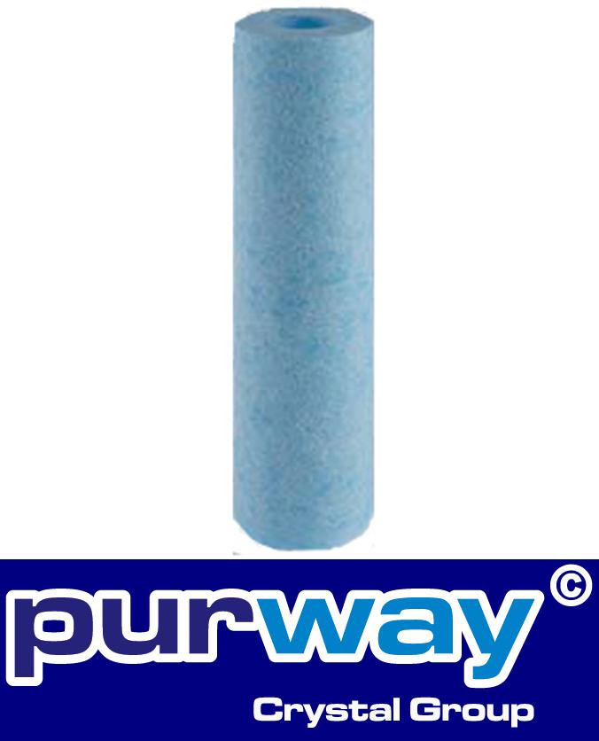 CPP 10 Sanic 1 mcr Cartridge Wasserfilter Patrone Kartusche Antibakteriell
