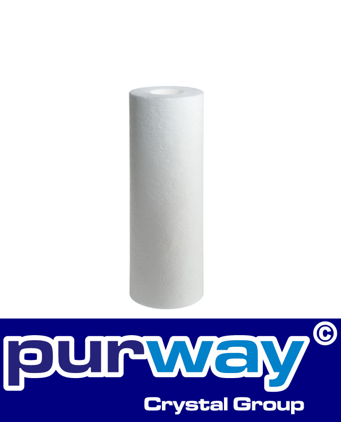 "PP 10mcr ""melt blown"" Polypropylene 5"" Zoll Sediment Filter Membran"