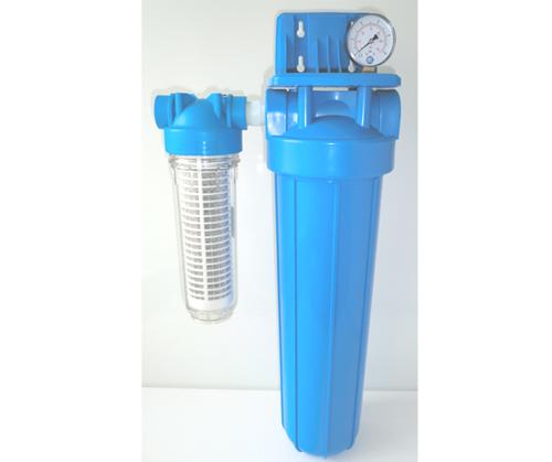 combi filter dp pbl big blue eisenfilter brunnenwasser eisenwasserfilter. Black Bedroom Furniture Sets. Home Design Ideas
