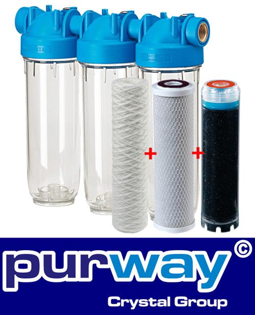 "DP3 PCBPLA 10mcr 3/4"" Brunnenwasserfilter Hauswasserfilter Pumpenfilter"