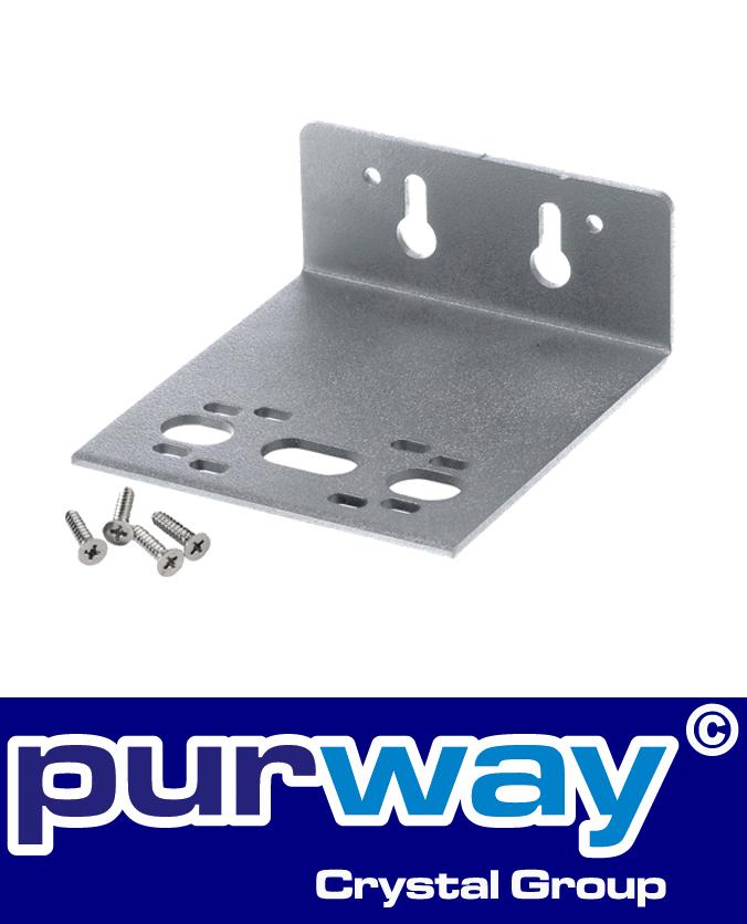 K1 - Wandhalter für EINZEL-Filtergehäuse der K-Serie purway