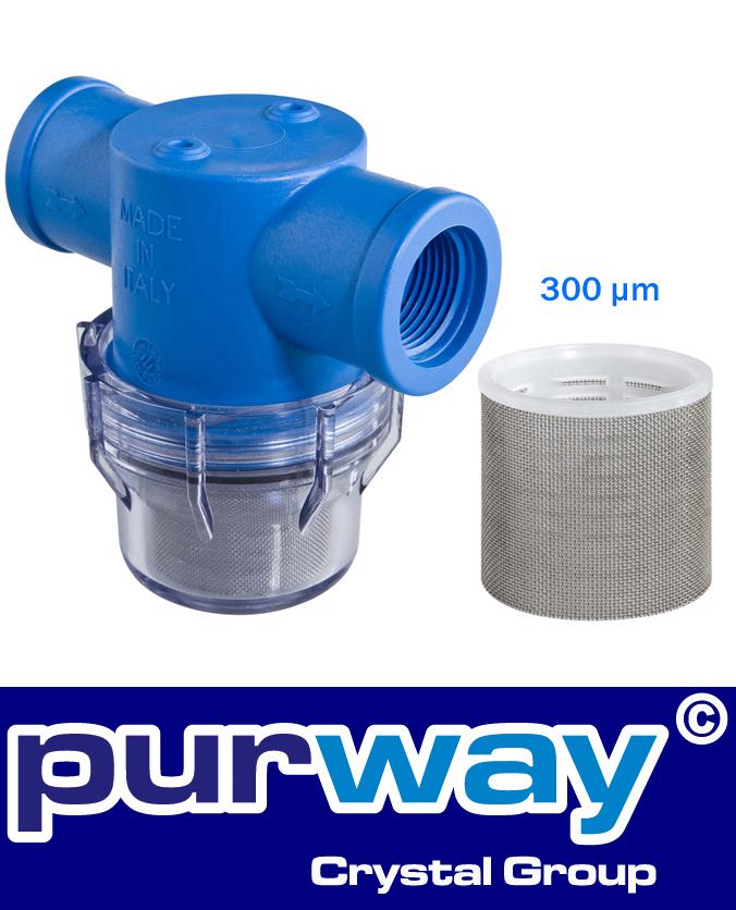 """MICRO 3/8"""" Zoll 300 mcr Hochdruckreiniger und Mikrobewässerungsanlagen"""