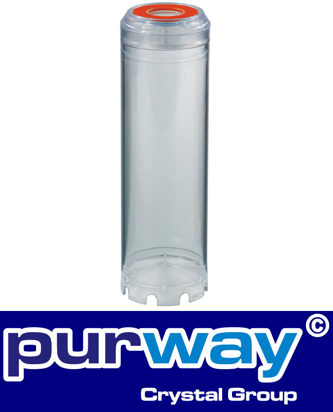 P10 SX - TS EMPTY CONTAINER WASSERFILTER LEERPATRONE
