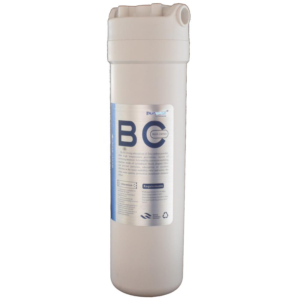 PUR Smart BC Set 10mcr Carbon Block Aktivkohleblock Wasserfilter Chlor