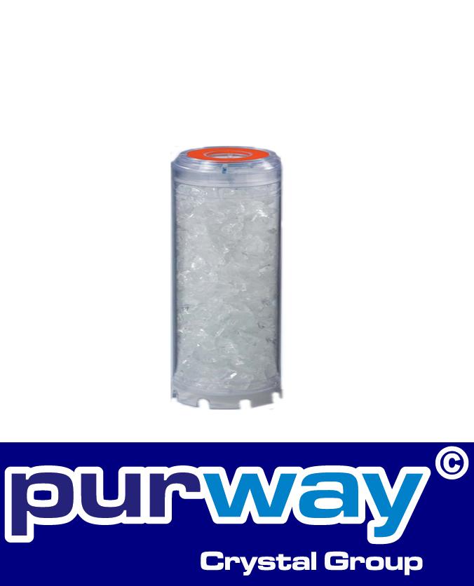 """PHA 5"""" Polyphosphat Wasser Kalk frei Filter für Waschmaschine Spülmaschine Pool"""
