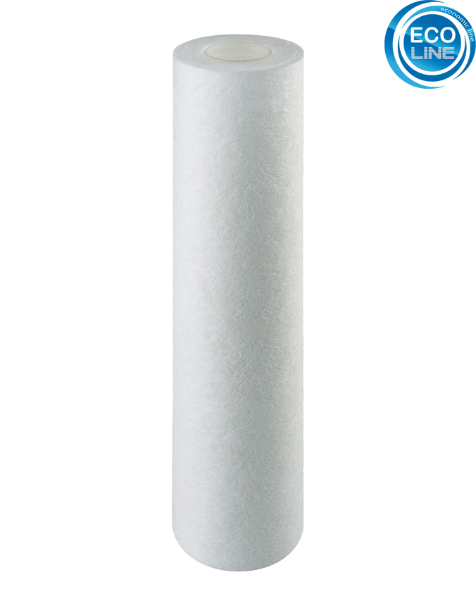"""PP10 Luxe 1 mcr """"melt blown"""" 10"""" Polypropylen Sediment Filter Membran"""