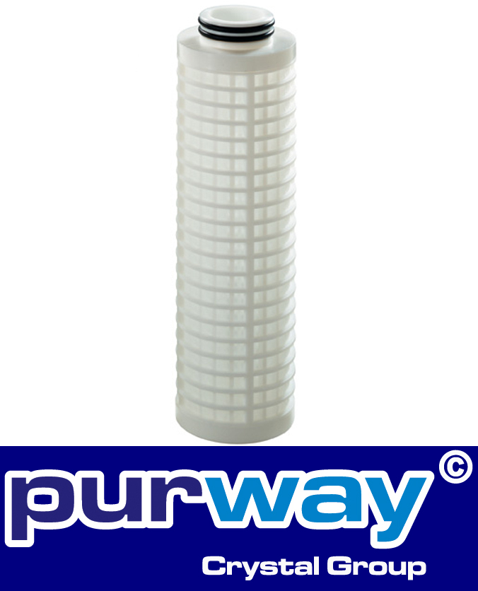 RL 10 BX  50 mcr Wasserfilter Sandfilter Pumpen Vorfilter Hauswasserwerk Filter