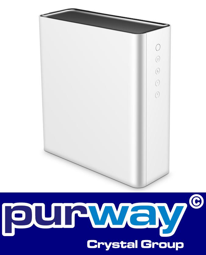 PUR PREMIUM TOP 600 GPD Direct flow Umkehrosmoseanlage + Ersatzfilter HPCC