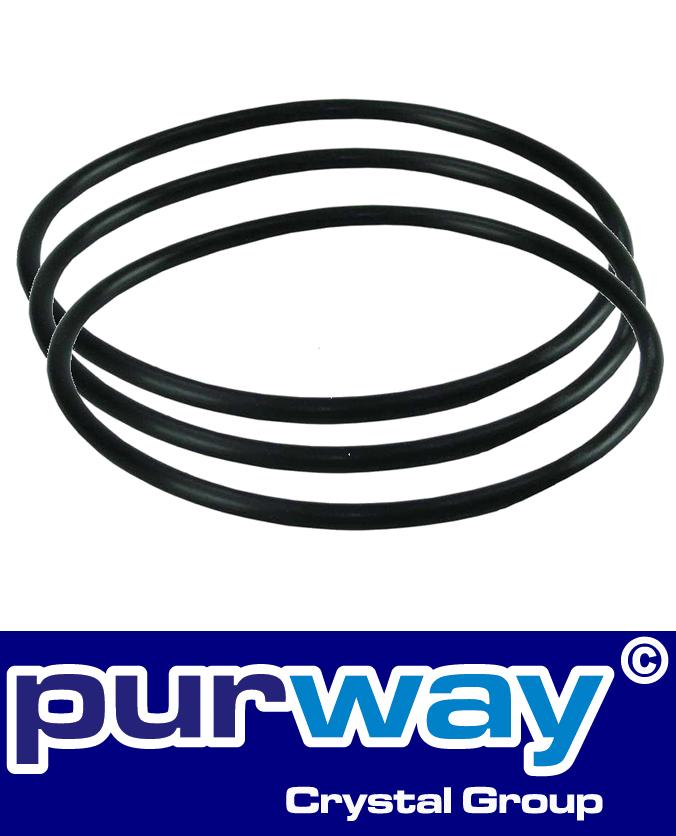 RO3 - Set 3 x O-Ringe für Umkehrosmose-Anlage Directflow 400/500 GPD