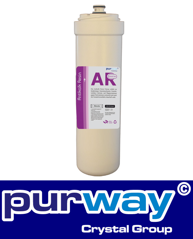 PUR Smart Antikalk AR ERSATZFILTER Wasserenthärtung Softener